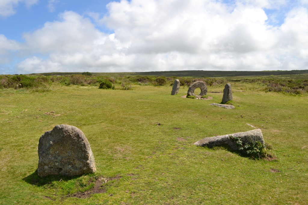 Men-an-Tol. Take with food. Side effects include scrapes from accidentally walking into a rock and deep disillusionment. Drink plenty of clear fluids.